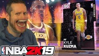 hE's BeTtEr ThAn LeBrOn! NBA 2K19