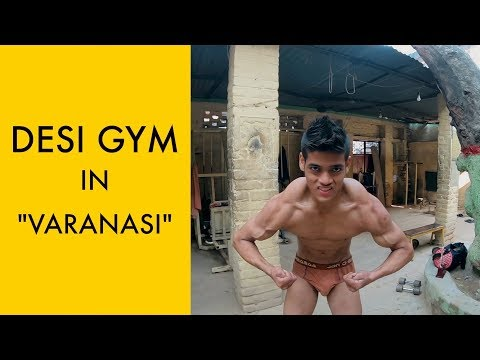 Desi Gym In Varanasi