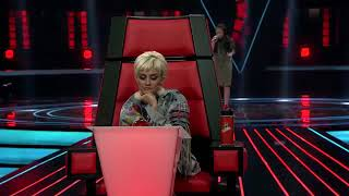 ANNETH - ROLLING IN THE DEEP    THE VOICE KIDS INDONESIA 2018 BLIND AUDITION