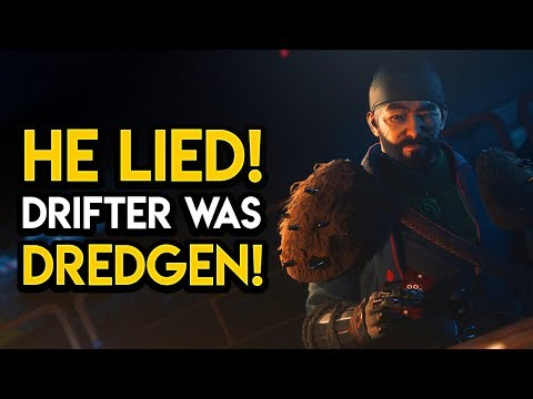 Destiny 2 - THE DRIFTER IS DREDGEN! Scam, Deal With Nine, MORE!