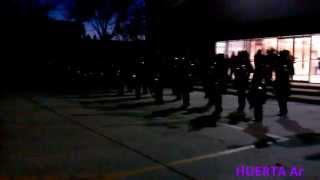 Banda de Guerra Pumas Oficial  VS ITCJ