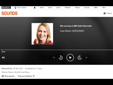 Veure vídeo WorkFit - what is it and how does it work? Alison Thwaite & Luke talk on BBC Radio Newcastle 19/3/21