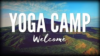 YogaCamp - Welcome Orientation
