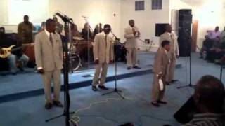11 year old Michael Boone sing with Michael Boykin & The Mi