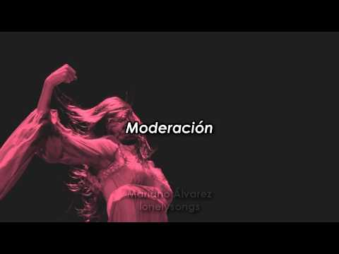 Moderation, Florence And The Machine | Español - Lonelysongs