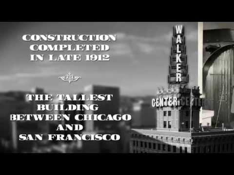 Salt Lake City's History Minute - The Walker Center