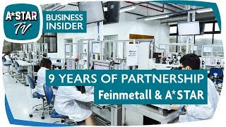 Feinmetall: 9Years of Partnership