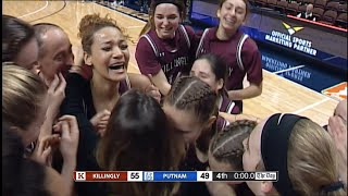 Highlights: Killingly 55, Putnam 49 in ECC DII final