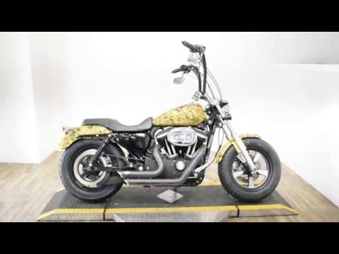 2012 Harley-Davidson xl1200c in Wauconda, Illinois - Video 1
