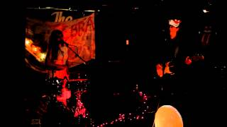 """Zigtebra LIVE at The Mutiny """"Where Have you Gone"""""""
