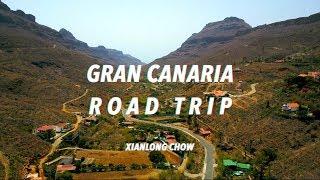 Road Trip à Gran Canaria, été 2017
