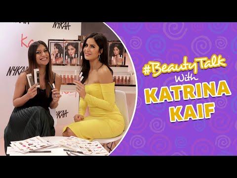 Beauty Talk With Katrina Kaif