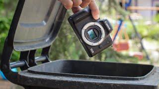 Weg mit dem Canon EOS M-System … ???