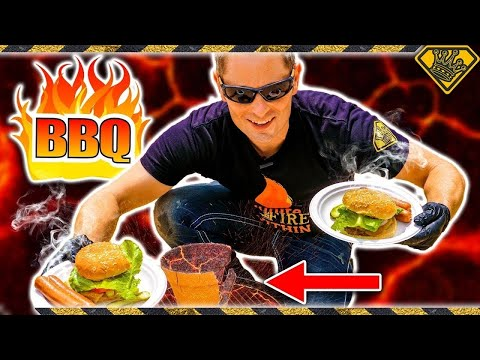 Cooking Hamburgers With Thermite 🍔🔥