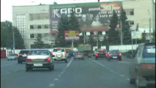 Погоня в Казани по-голливудски