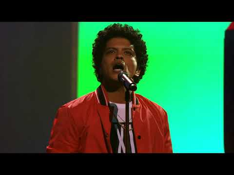 Bruno Mars -  Finesse .Live.At.The.Apollo .2017 Mp3