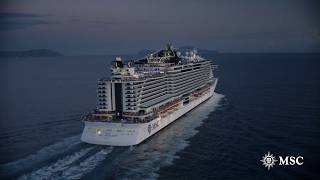 MSC Seaview: Willkommen an Bord