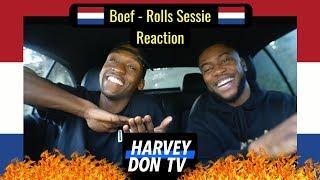 BOEF – ROLLS SESSIE (PROD. MB) Reaction @raymanbeats Harveydontv
