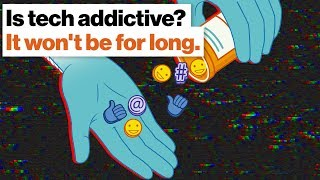 Is tech addictive? It won't be for long. | Joscha Bach