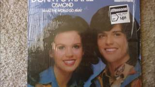 Together Donny and Marie Osmond