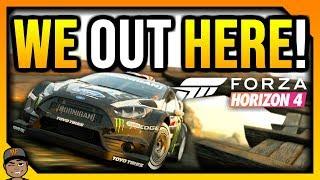 Forza Horizon 4 Live: Little Open Convoy Action! 🔥🏁