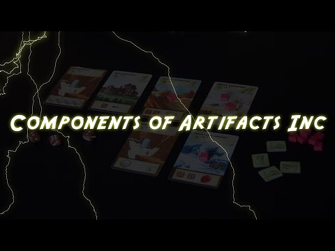Components Series with Ilja: Artifacts Inc