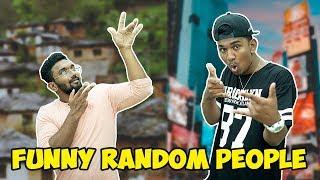 Funny Random People | Hyderabadi Comedy Video | Warangal Diaries