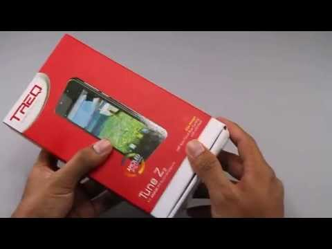Unboxing Treq Tune Z2