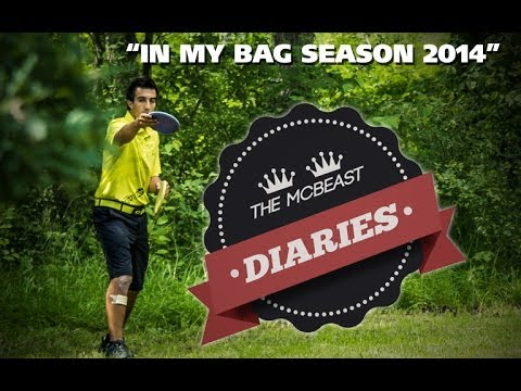 Youtube cover image for Paul McBeth: 2014 In the Bag