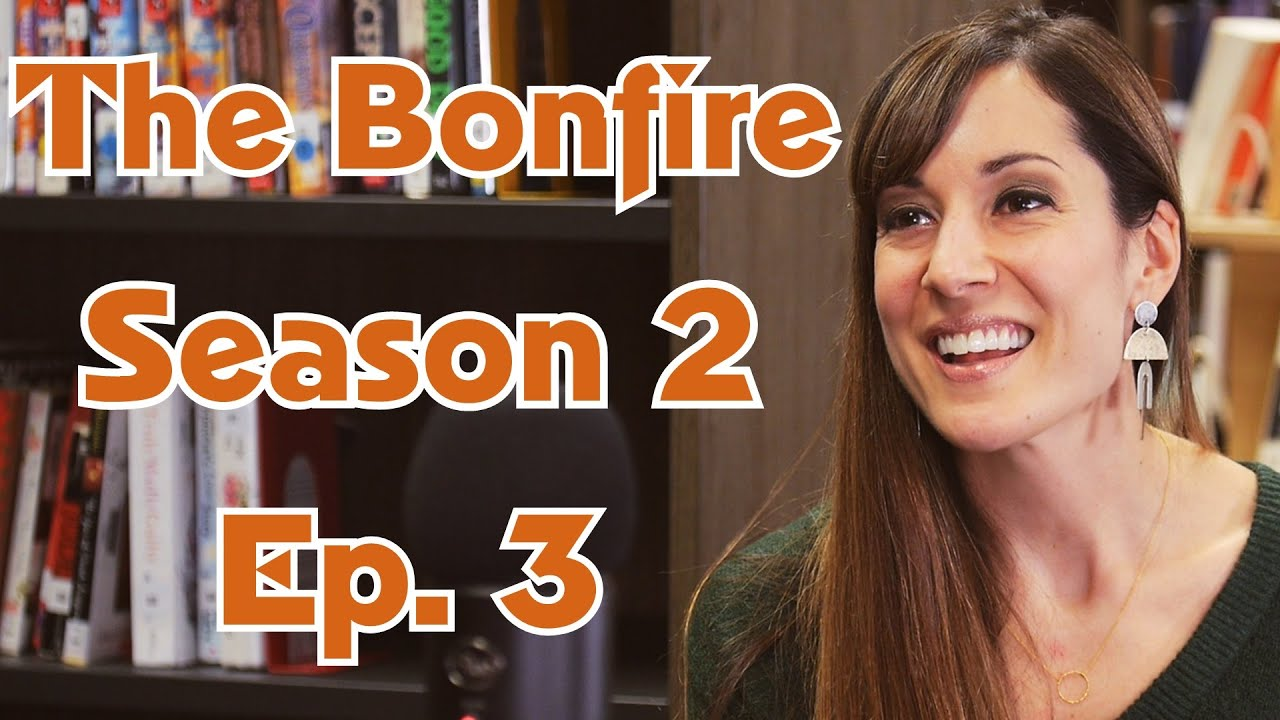 The Bonfire S2 E3: Ms. Taberski and School Mental Health Round Table