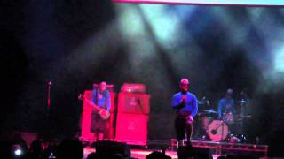 "THE AQUABATS "" CAPTAIN HAMPTON AND MIDGET PIRATES"" LIVE FROM ST LOUIS 11/14/10 THE PAGEANT"