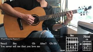 Sorry Would Go A Long Way   Tori Kelly Guitar Cover Playing By [Musicdrawing]