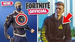 I Got A Skin In FORTNITE!