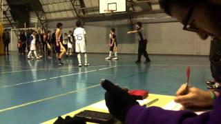 preview picture of video 'AEC ESCOLA PIA GRANOLLERS vs C.B. GRANOLLERS B'
