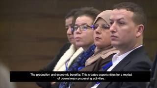 Blumberg Grains Food Security Workshop In Algiers Algeria English Subtitle