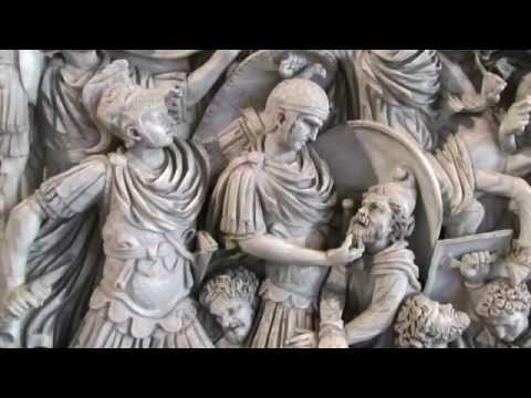 Ludovisi Battle Sarcophagus Video Khan Academy