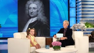 Kid Genius Brielle Shares Her Scientific Discoveries - Video Youtube