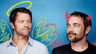 Castiel & Crowley - My Immortal