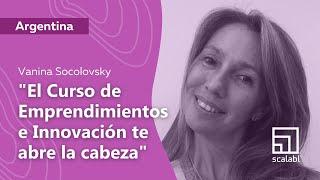 Vanina Socolovsky: Scalabl te abre la cabeza