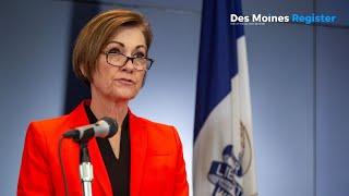 Gov. Kim Reynolds updates Iowans on the COVID-19 outbreak in Iowa (3.26.20)