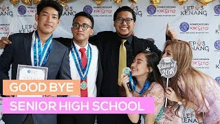 SALSHABILLA #VLOG - GOOD BYE SENIOR HIGH SCHOOL!!! :(