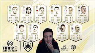 CE ESTE NOU IN FIFA 19 !! 10 LEGENDE NOI SI MODURI NOI DE JOC !!
