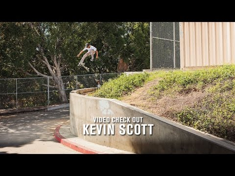 preview image for Video Check Out: Kevin Scott - TransWorld SKATEboarding