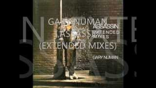 Gary Numan, White Boys And Heroes (Mega Extended Mix).
