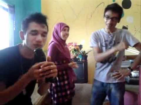 The Real cover - Narsis Gila  (Juniari Hanafi & Joefa lipsing cover)