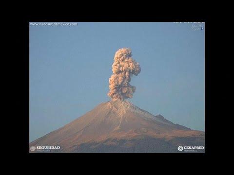 العرب اليوم - شاهد: بركان