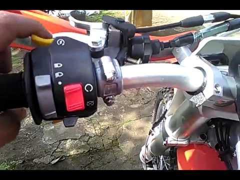 Viar cross x250 cc indonesia