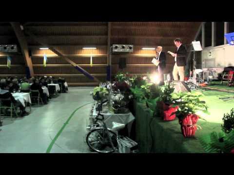 Preview video Cena di Natale 2012