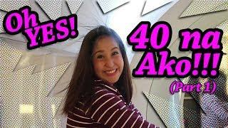 Oh Yes! 40 Na Si Jolina! (Part 1) #JolinaNetwork