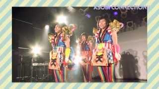 ASOBICONNECTION  LIVE!!! │ TEMPURAKIDZ Yun*chi 近藤夏子 RAMRIDER  HKTV #079